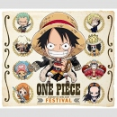 One Piece Character Song Best Festical Soundtrack CD