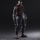 Play Arts Kai Final Fantasy VII Remake -Barret Wallace-
