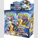 Pokemon XY12 Evolution Booster