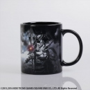 Final Fantasy Dissidia Tasse Black (Japan Import)