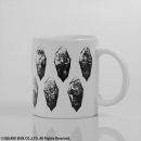Final Fantasy Dissidia Tasse White (Japan Import)