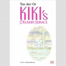 The Art of Kikis Delivery Service (Hardcover)