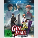 Gin Tama The Movie 2 Blu Ray **Limited Edition**