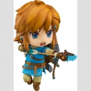 Nendoroid The Legend of Zelda Breath of the Wild Link