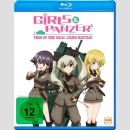 Girls & Panzer OVA - This Is the Real Anzio Battle Blu Ray