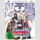 Naruto - The Movie BORUTO Blu Ray/DVD **Limited Special Edition**