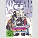 Naruto - The Movie BORUTO DVD