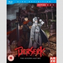 Berserk - The Golden Age Arc Blu Ray Movie Collection