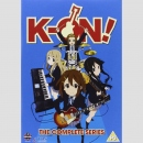 K-ON! DVD Complete Series Collection