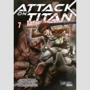 Attack on Titan - Before the Fall Bd, 7