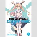 Miss Kobayashis Dragon Maid vol. 2