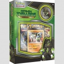 Pokemon Optimum Zygarde Pin-Kollektion ++Deutsche Version++