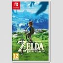 Switch: The Legend of Zelda: Breath of the Wild