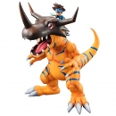 Digimon Adventure G.E.M. 1/10  Greymon & Tai