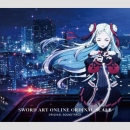 Original Japan Import Soundtrack CD -Sword Art Online the...