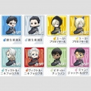 Yuri!!! on Ice Acryl Buttons