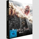 Attack on Titan Film 1 - Live Action Blu Ray **Steelcase...