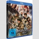 Attack on Titan Film 1 - Live Action Blu Ray
