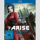 Ghost in the Shell Arise Blu Ray Border 1+2