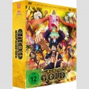 One Piece Film Gold 3D Blu Ray/Blu Ray/DVD **Limited Collectors Edition**