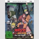 Naruto Shippuden The Movie The Lost Tower Blu Ray/DVD **Limited Special Edition**