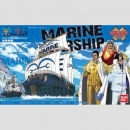 One Piece Grand Ship Collection 07 -Marine Warship-
