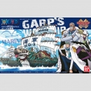 One Piece Grand Ship Collection 08 -Garps Warship-