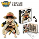 Ichiban Kuji Figure Selection One Piece Extra Closet -Re:Members Log- WCF Collection Book (8 Figuren, komplett)