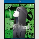 Death Parade Blu Ray vol. 2