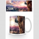 The Legend of Zelda Breath of the Wild Tasse The Climb