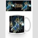 The Legend of Zelda Breath of the Wild Tasse Game Cover