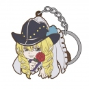One Piece Pinched Keychain -Cavendish-