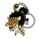 One Piece Pinched Keychain -Lucchi-