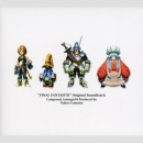Original Japan Import Soundtrack CD -Final Fantasy IX-