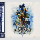 Original Japan Import Soundtrack CD -Kingdom Hearts II-