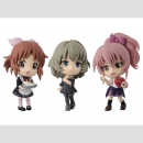 The Idolmaster Chibi Chara Figuren vol. II 3er Set