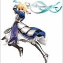 Fate/Stay Night Statue 1/7 Saber Triumphant Excalibur
