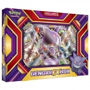 Pokemon Gengar-EX-Box ++Deutsche Version++