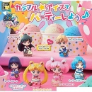Petit Chara! Sailor Moon Ice Cream Party TF Komplette Box...