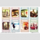 Hetalia Clear Poster Collection (8 Stk.)
