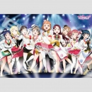 Love Live! Sunshine!!: Mirai Ticket Puzzle