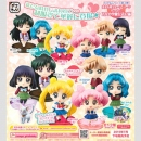 Petit Chara! Sailor Moon School Life vol. 2 TF Komplette Box