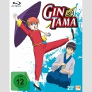 Gin Tama TV Serie Blu Ray vol. 2