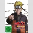 Naruto Shippuden The Movie Blood Prison DVD