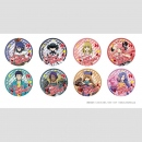 Log Horizon Buttons