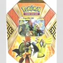 Pokemon Sommer 2017 Tin Box Kapu-Riki GX ++Deutsche...