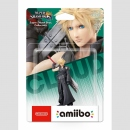 amiibo Super Smash Bros No. 58 Cloud Spieler 2