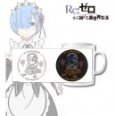Re:ZERO -Starting Life in Another World- Ani-Neon Rem Tasse