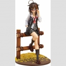 Kantai Collection PVC Statue 1/7 Shigure Casual Ver. 21 cm