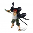 One Piece Swordsmen Vol. 2 Figur Shanks 12 cm